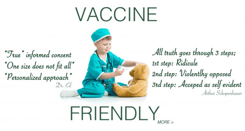 Vaccine Friendly