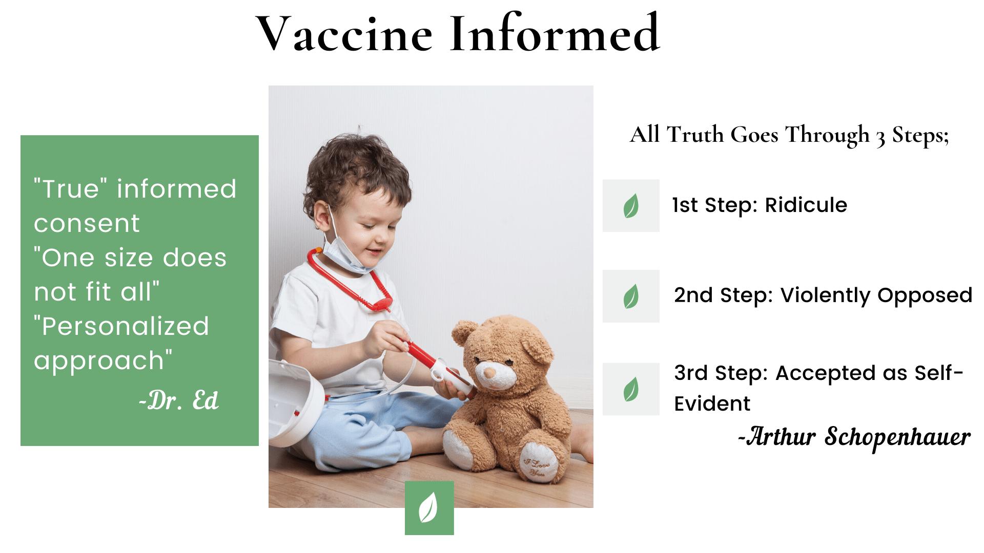 Vaccine Informed